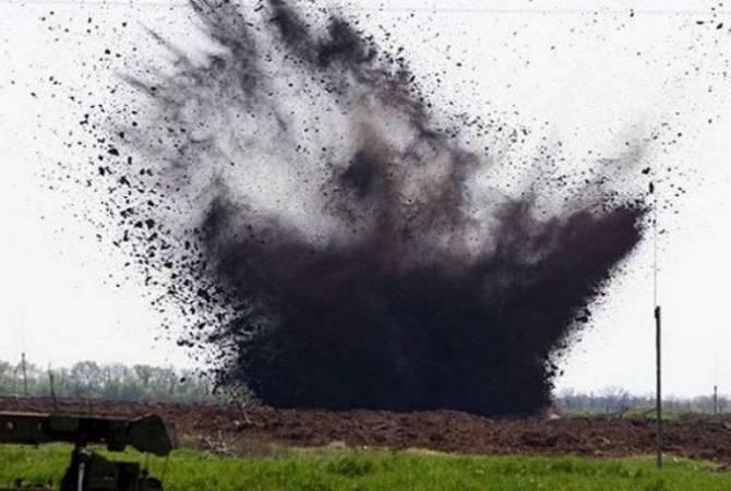 Photo of В результате взрыва мины азербайджанец получил тяжелое ранение