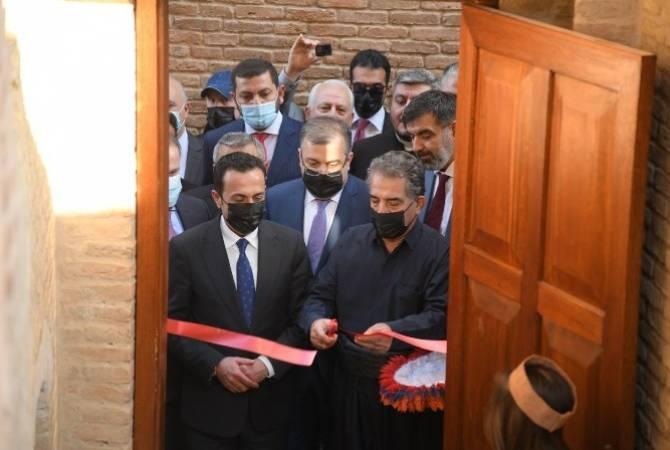 Photo of Барзани высоко оценил открытие генконсульства Армении в Эрбиле