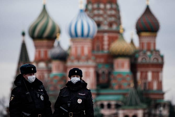 Photo of Մեկ օրում Ռուսաստանում հաստատվել է COVID-19-ի 11 534 նոր դեպք