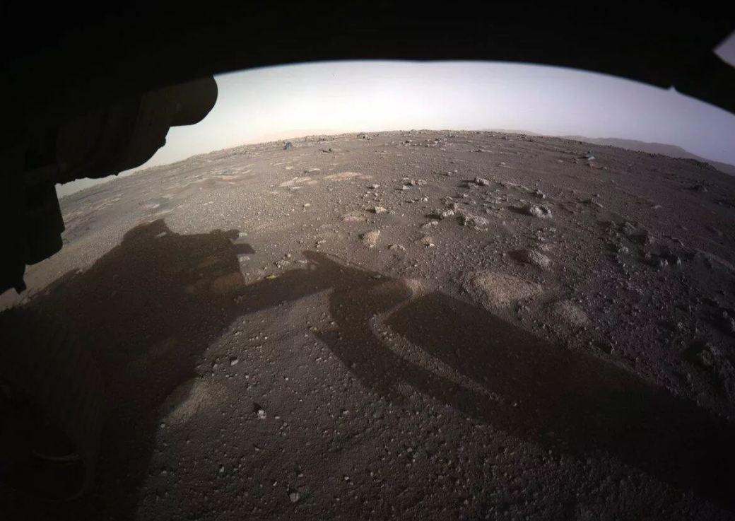 Photo of NASA-ի Perseverance-ի գունավոր լուսանկարները Մարսից