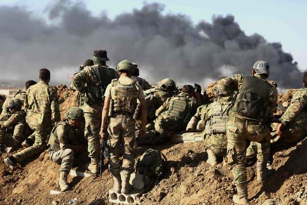 Photo of Իրաքյան Քուրդիստան ներխուժած թուրքական զինուժը ջախջախվելով հետ է շպրտվել