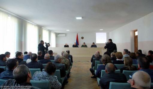 Photo of ԱՀ տարածքային ամբողջականության վերականգնումը մեր արտաքին քաղաքական օրակարգում են
