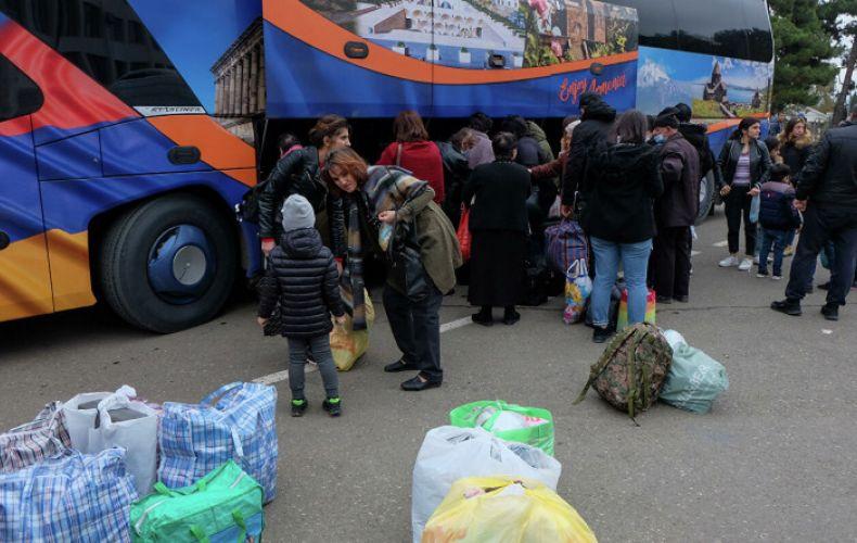 Photo of Մեկ օրվա ընթացքում Հայաստանից Արցախ է վերադարձել 23 տեղահանված. ՌԴ ՊՆ