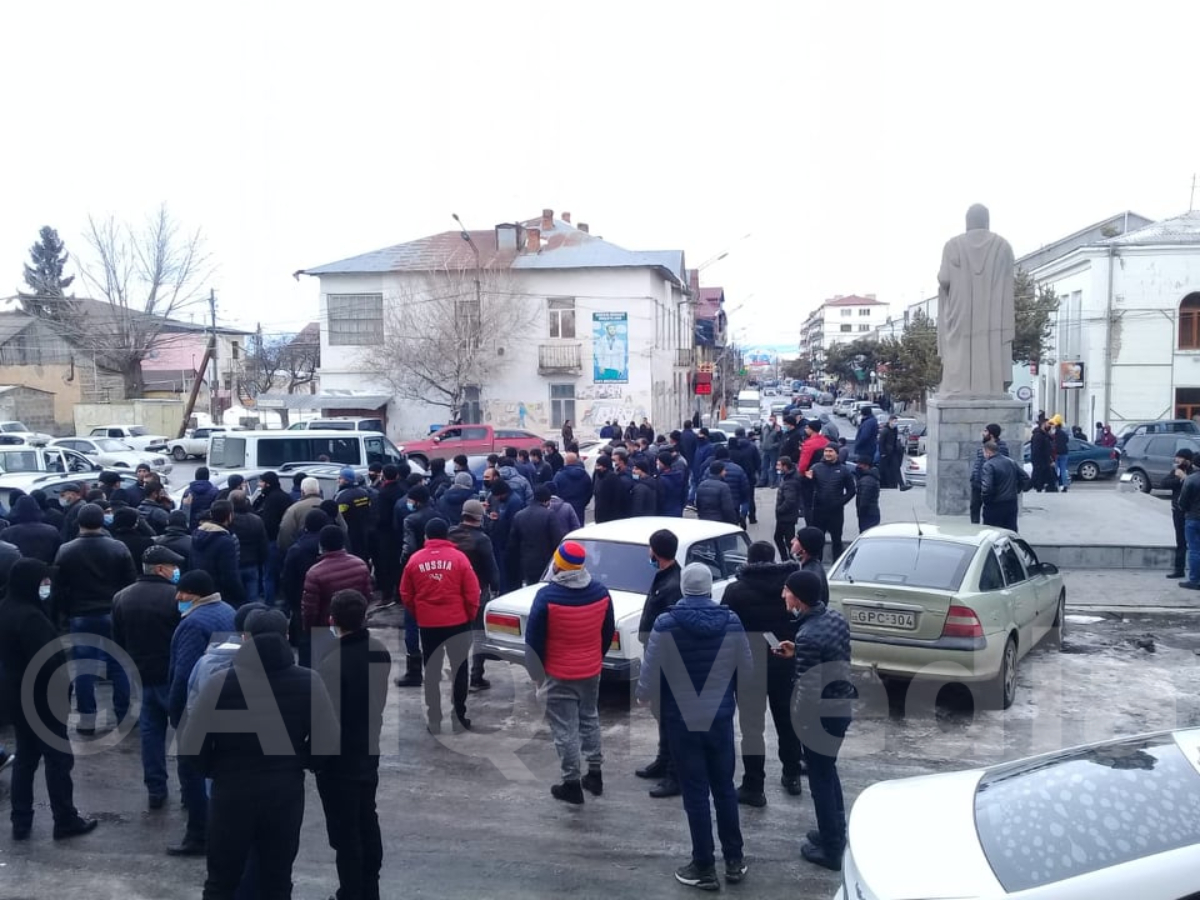 Photo of Ախալքալաքում փետրվարի 10-ին հերթական բողոքի ակցիան կանցկացվի