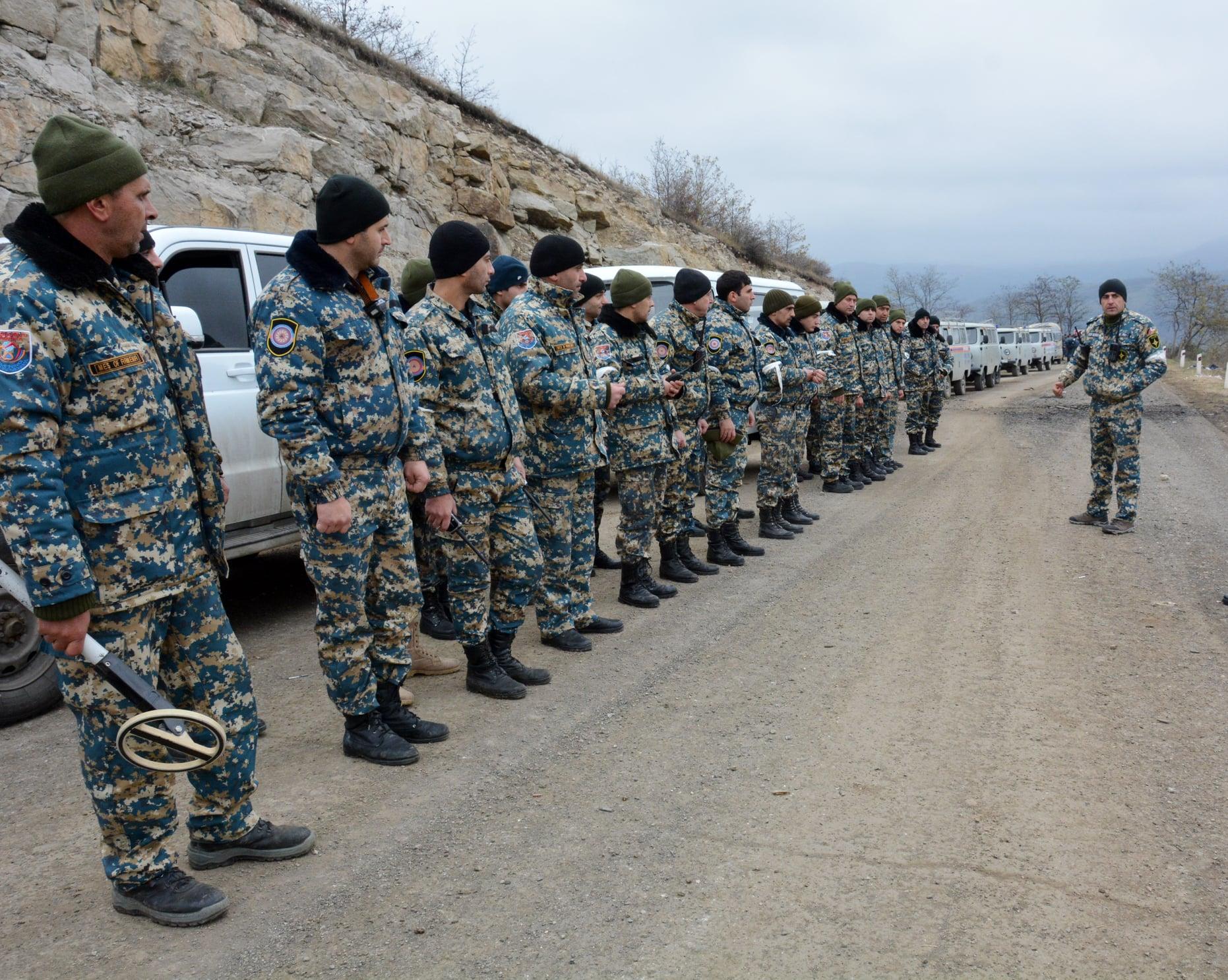 Photo of Անհետ կորած, կամ անհետ կորած զինվորների կփնտրեն Հադրութի և Վարանդայի (Ֆիզուլի) շրջաններում