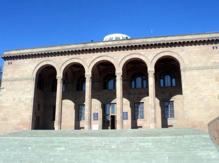 Photo of ԳԱԱ հայտարարությունը՝ Ադրբեջանին անցած տարածքների մշակութային ժառանգության մշտադիտարկման կազմակերպման մասին