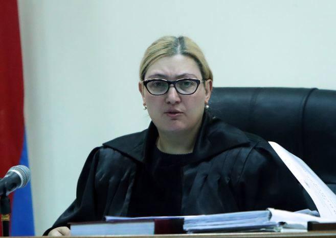 Photo of Ռոբերտ Քոչարյանի և մյուսների գործով դատավոր Աննա Դանիբեկյանն ինքնաբացարկ չհայտնեց