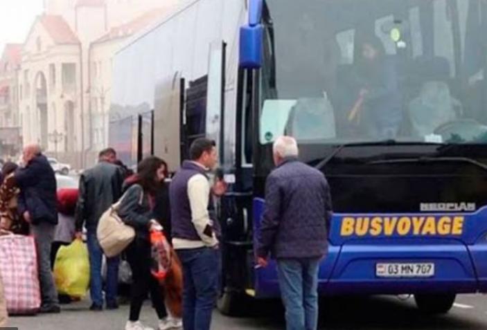 Photo of В сопровождении российских миротворцев в Арцах вернулись 52 158 человек