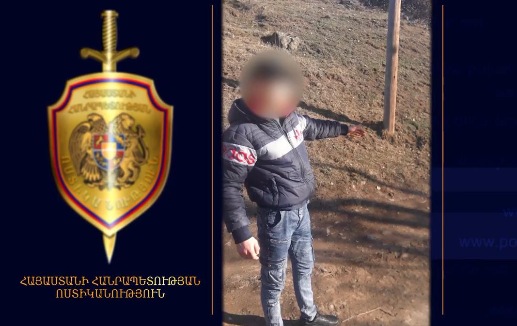 Photo of Նոյեմբերյանի ոստիկանները բացահայտեցին «անհաղորդում» դանակահարությունը