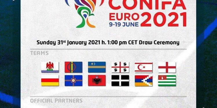 Photo of Արցախի հավաքականը Ֆրանսիայում կմասնակցի Conifa Euro 2021 մրցաշարին