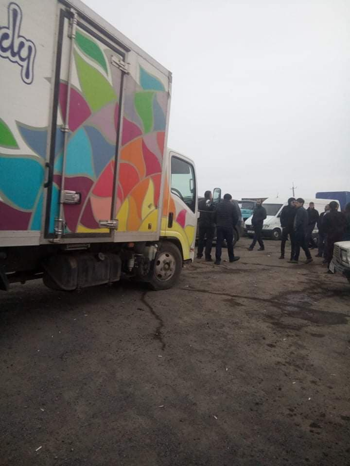 Photo of Дорога Гюмри-Ереван открыта с одним условием.