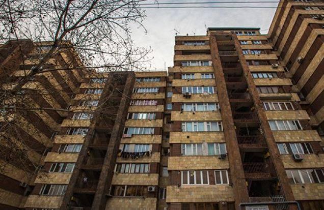 Photo of В Ереване с одиннадцатого этажа упала 20-летняя девушка: попытка самоубийства или несчастный случай?
