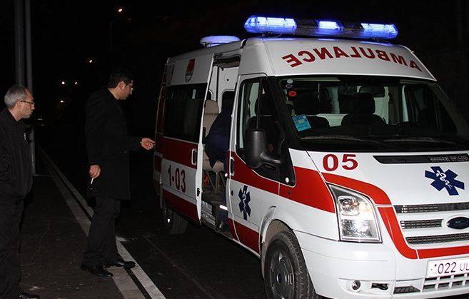 Photo of Գորիսում հրազենային վնասվածքներ ստացած տղամարդ է տեղափոխվել հիվանդանոց
