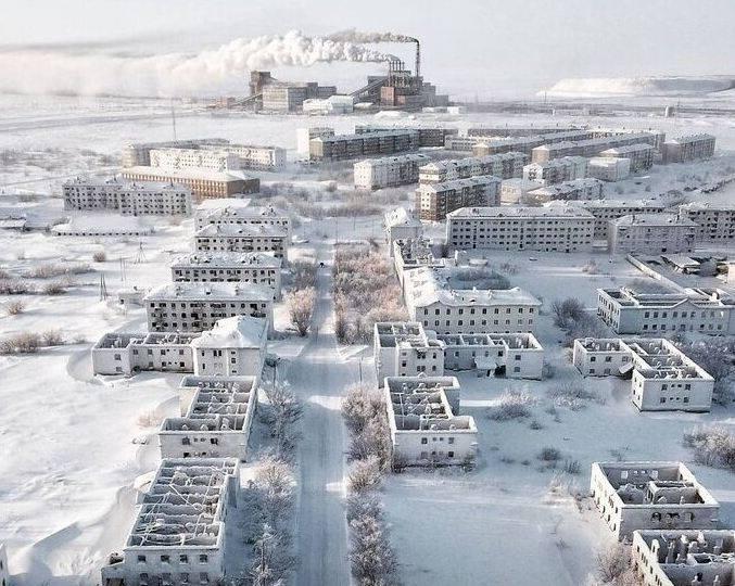 Photo of Воркута — медленно исчезающий город