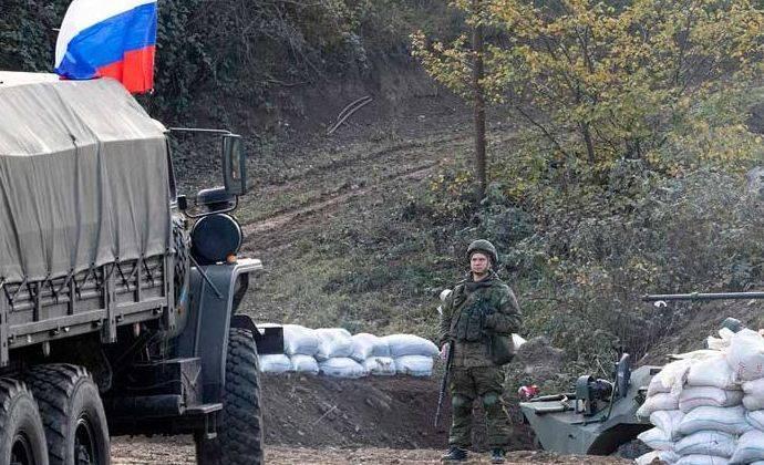 Photo of Ադրբեջանական կողմի կրակոցներից հետո Ագարակում ռուս սահմանապահների ևս 1 հենակետ է ավելացվել
