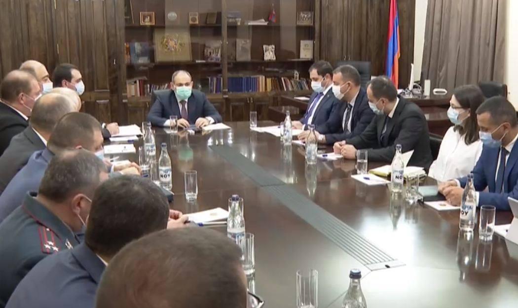 Photo of Հայաստանը, Շիրակի մարզը, Գյումրին պետք է  կառուցենք նորովի. Փաշինյանը խորհրդակցությունից կադրեր է հրապարակել