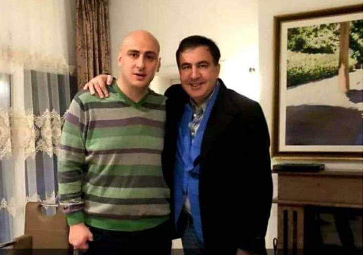 Photo of 2 ընտրություն ունես. վատ ու ավելի վատ. Սաակաշվիլին` Իվանիշվիլիին
