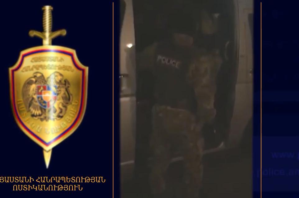 Photo of Կաշառք պահանջած համայքնային ոստիկանը բերման է ենթարկվել ներքին անվտանգության վարչություն