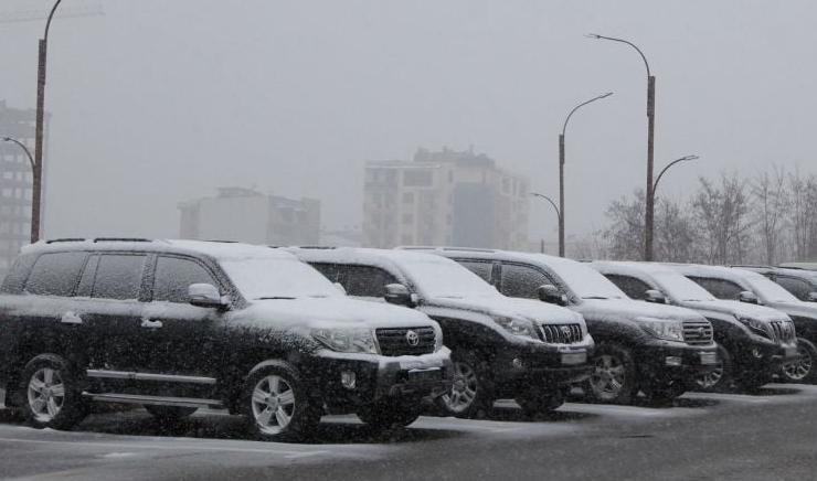 Photo of Արցախում բաց աճուրդի է դրվել բարձր դասի ծառայողական 9 մեքենա. բոլոր ցանկացողները կարող են մասնակցել աճուրդին