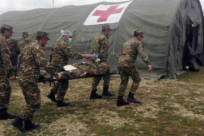 Photo of Պաշտպանն արձանագրել է հայ ռազմաբժիշկների կողմից ռազմագերիներին բացառիկ աջակցության օրինակներ