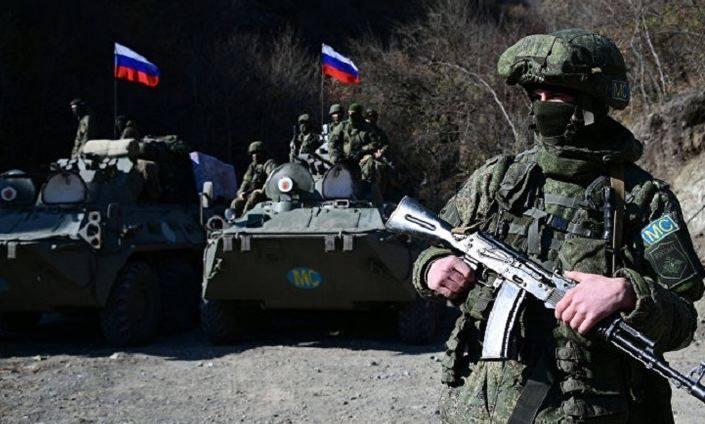 Photo of «Желание расширить 102-ю военную базу, углубление российско-армянского альянса является ответом на турецко-азербайджанское военное сотрудничество»