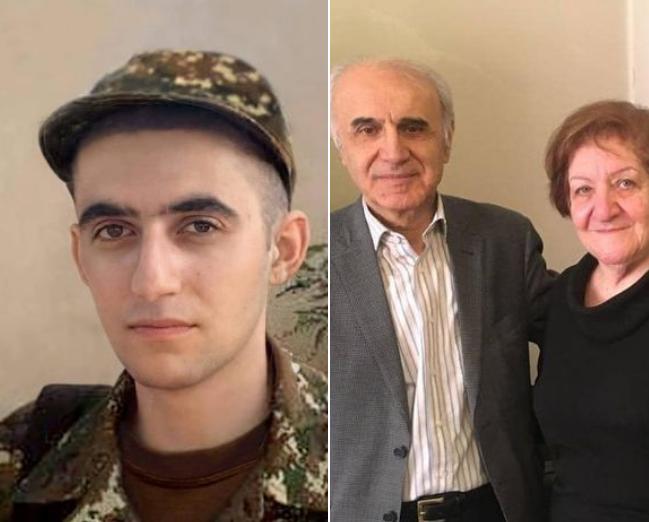 Photo of Իրանում ՀՀ դեսպանն այցելել է 2020-ի պատերազմում զոհված Ավետիս Պուլուզյանի ընտանիքին
