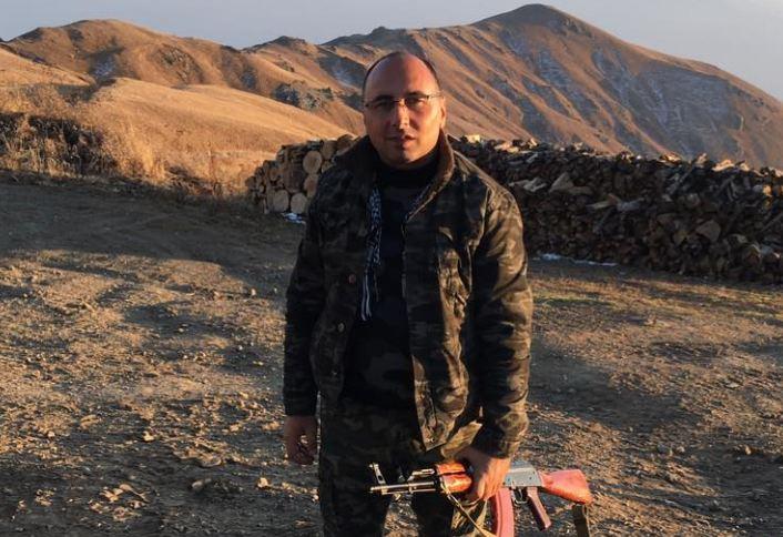 Photo of «Алиев заявил, что Армении не нужна армия, поскольку война окончена»
