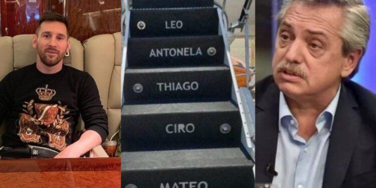 Photo of Արգենտինայի նախագահը վարձակալել է Մեսսիի ինքնաթիռը՝ Մեքսիկա մեկնելու համար