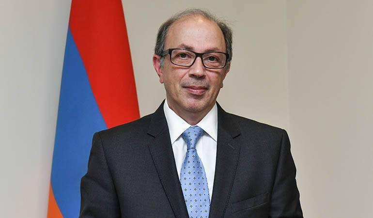 Photo of ԱԳ նախարար Արա Այվազյանի հարցազույցը «РИА Новости» տեղեկատվական գործակալությանը