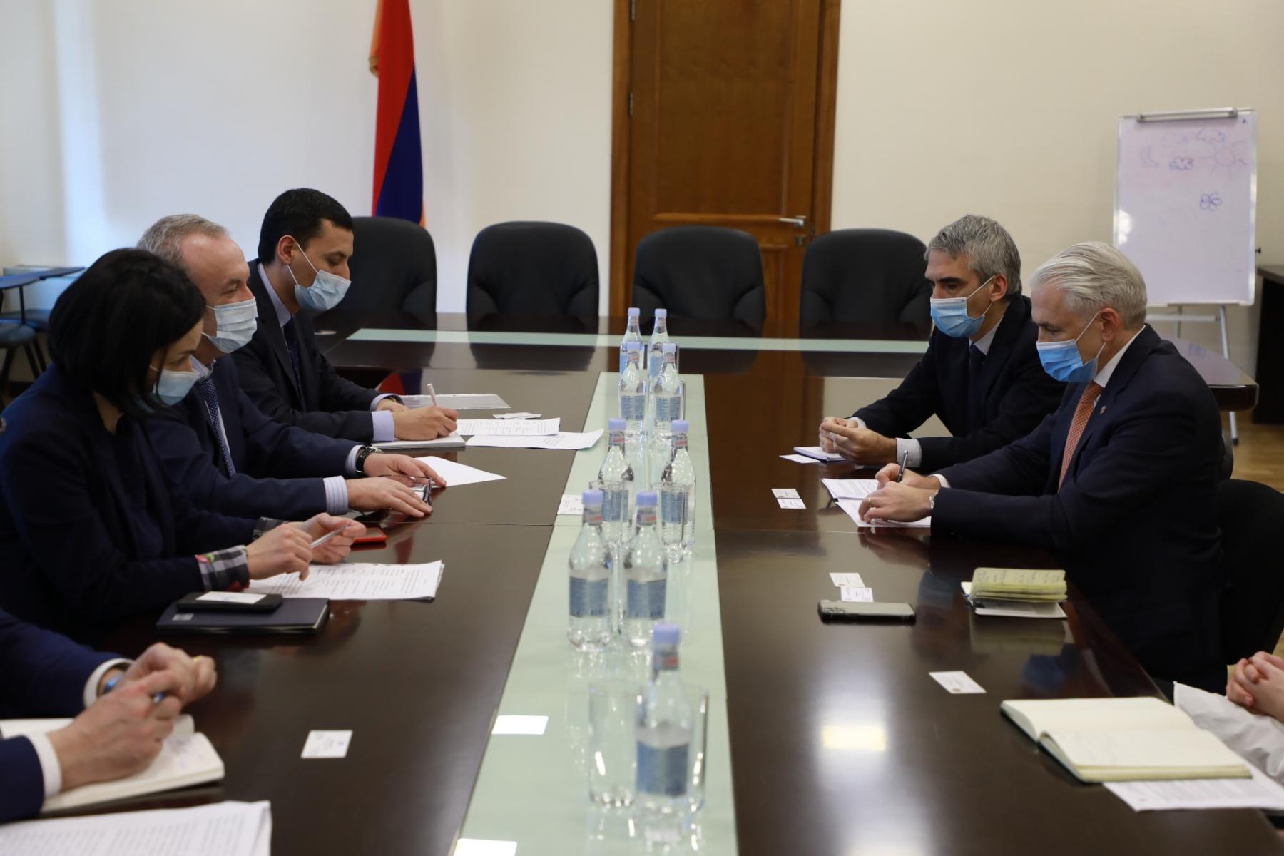 Photo of Հայկական կողմն ակնկալում է ՄԱԿ-ի աջակցությունը Արցախի հսկողությունից դուրս հայտնված պատմամշակութային ժառանգության պահպանման գործում