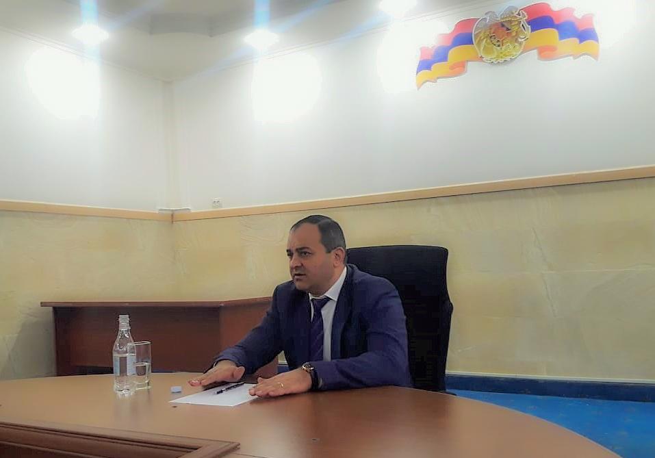Photo of Արթուր Դավթյանը խորհրդակցություն է անցկացրել ՀՀ գլխավոր դատախազության ապօրինի ծագում ունեցող գույքի բռնագանձման գործերով վարչությունում