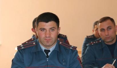Photo of ԱՀ ՆԳՆ ճանապարհային ոստիկանության պետ է նշանակվել Մավրիկ Նասիբյանը