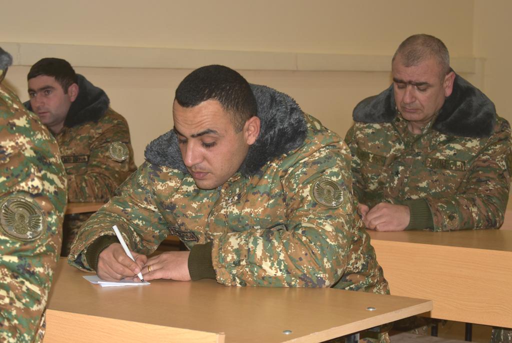 Photo of Անցկացվել է զորամասերի հրամանատարների տեղակալների հավաք