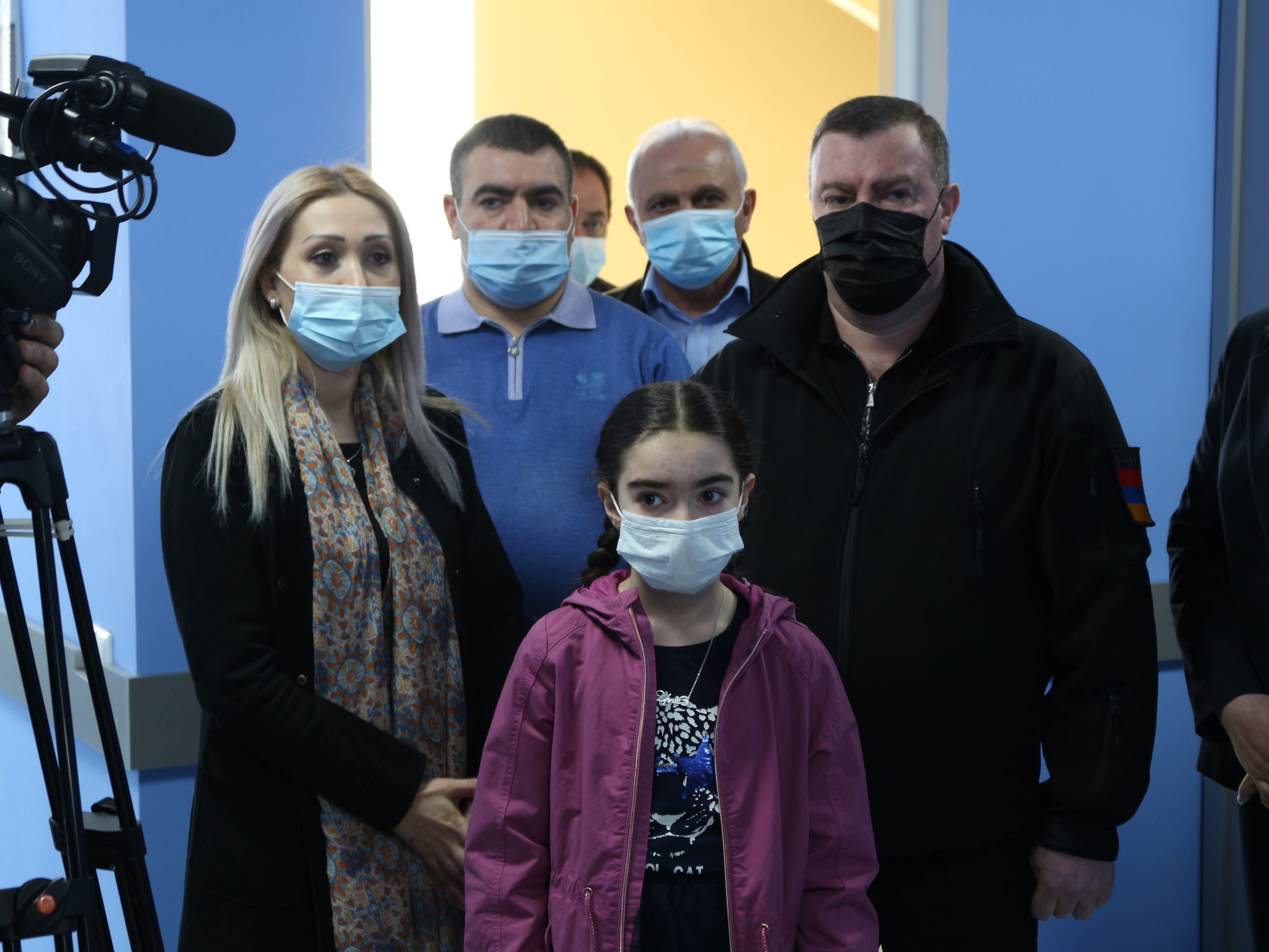 Photo of Միկրովիրաբուժության բաժանմունքն այսուհետ կրելու է հերոս Ալբերտ Հովհաննիսյանի անունը