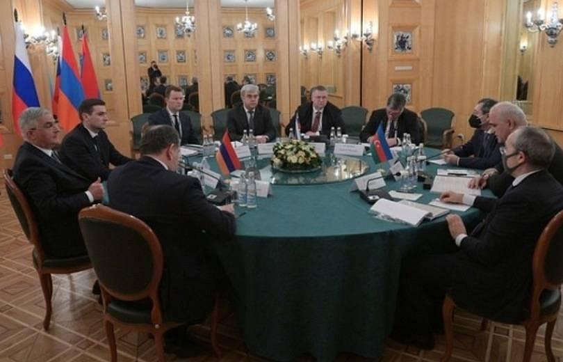 Photo of Հայաստանի, Ռուսաստանի եւ Ադրբեջանի փոխվարչապետներն այսօր կրկին «հանդիպել են»