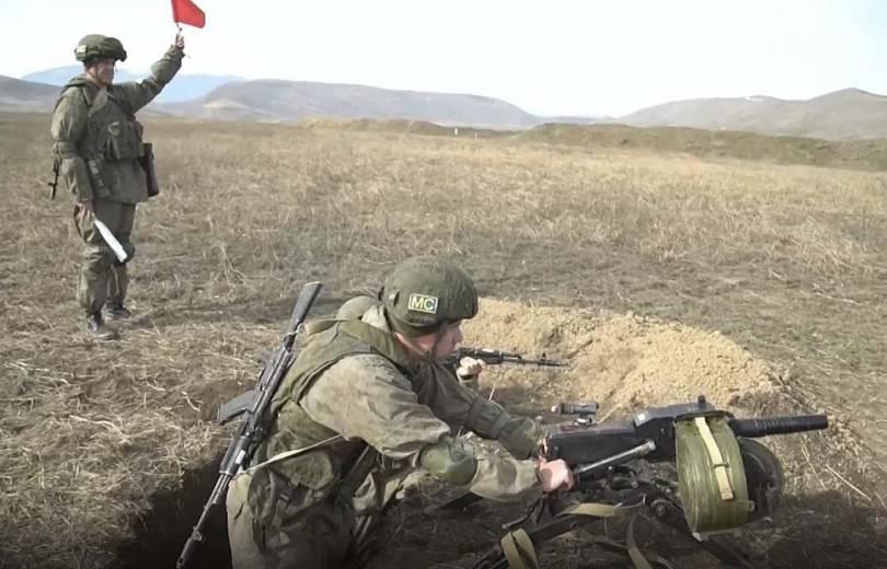 Photo of Ռուս խաղաղապահները Մարտակերտում մարտական վարժանքներ են իրականացրել