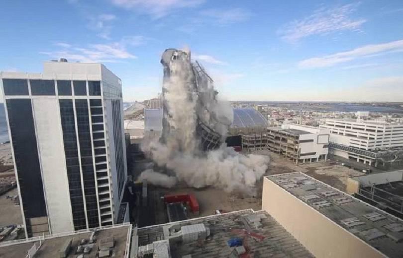 Photo of ԱՄՆ-ում պայթեցվել է Թրամփին պատկանած հյուրանոցը