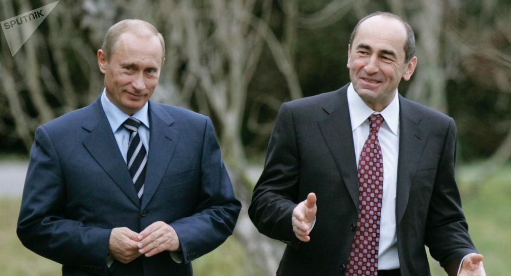 Photo of Кочарян: Армении надо очень серьезно подумать о более глубоком взаимодействии с Россией