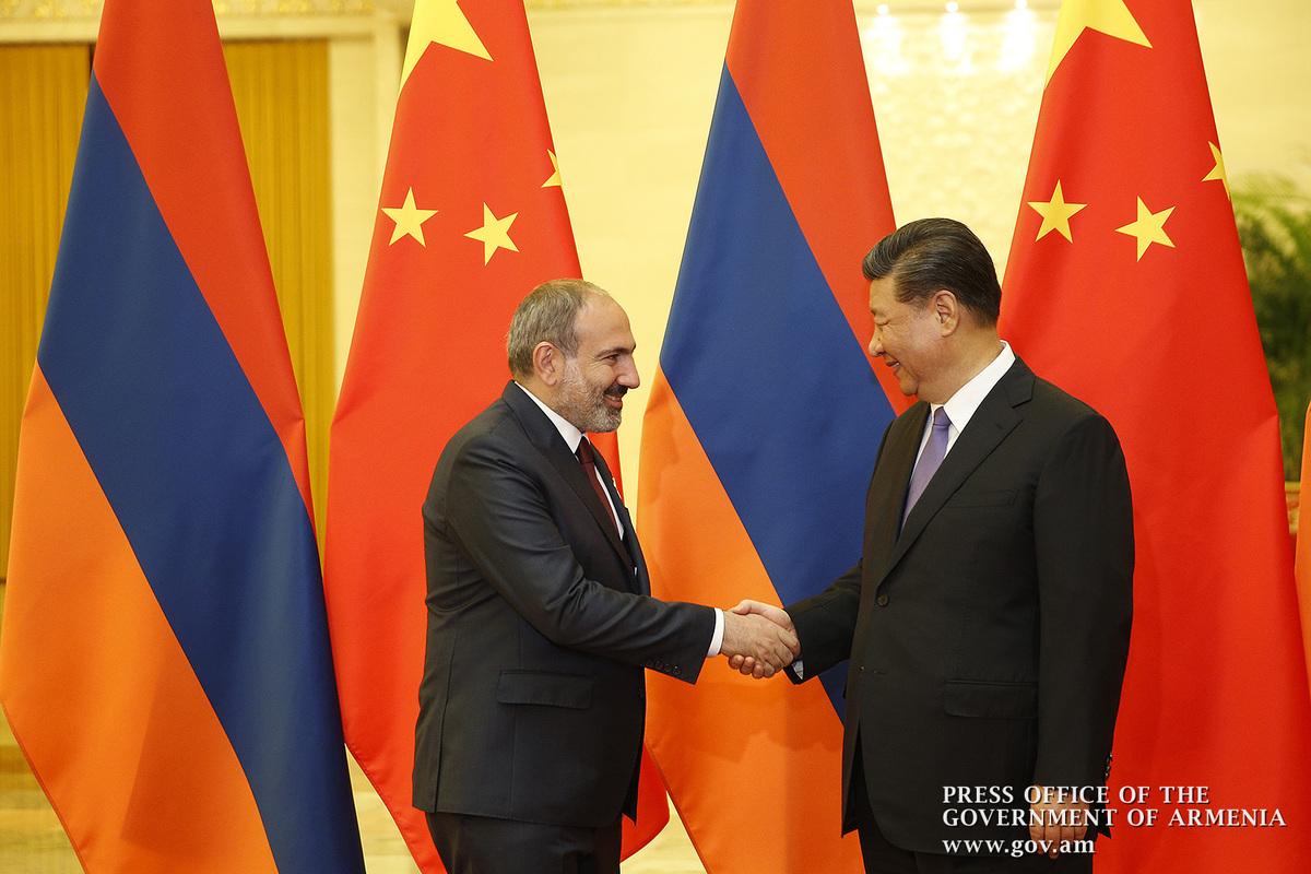 Photo of Վարչապետը շնորհավորական ուղերձներ է հղել Չինաստանի նախագահին և վարչապետին՝ չինական նոր տարվա առթիվ