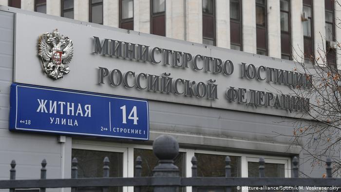 Photo of СМИ: Минюст РФ потребовал от ЕСПЧ пересмотра решения по Навальному