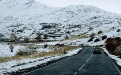 Photo of Արցախի տարածքում ավտոճանապարհները հիմնականում անցանելի են. Արցախի ԱԻՊԾ