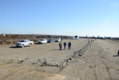 Photo of Ադրբեջանը սկսել է Ֆիզուլիի միջազգային օդանավակայանի շինարարությունը