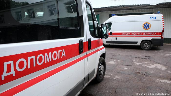 Photo of В результате взрыва в украинской больнице есть жертвы