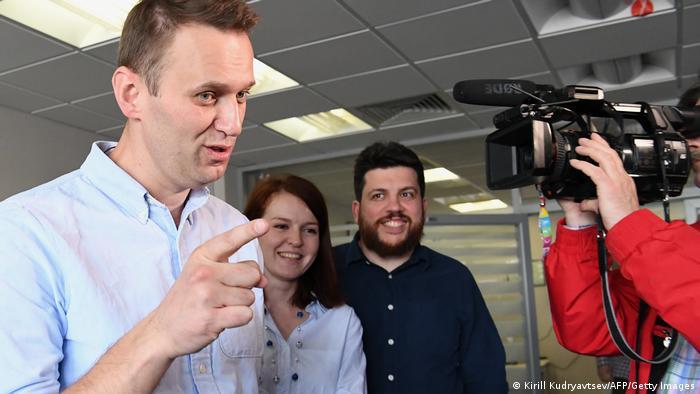 Photo of Леонид Волков анонсировал новую акцию в поддержку Навального