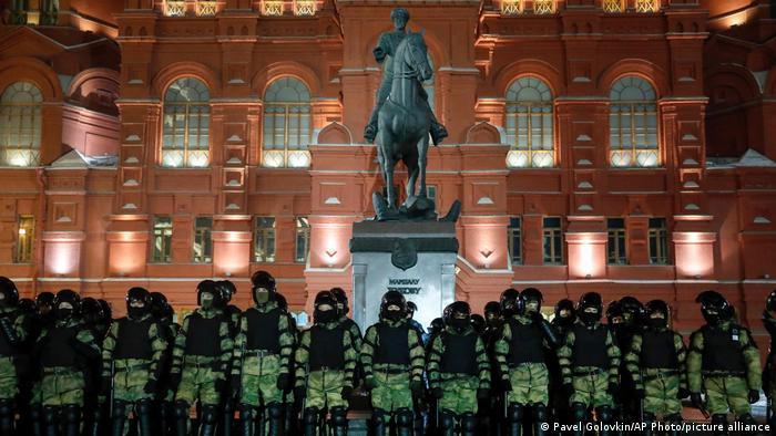 Photo of Суды в Москве назначили административный арест почти тысяче человек