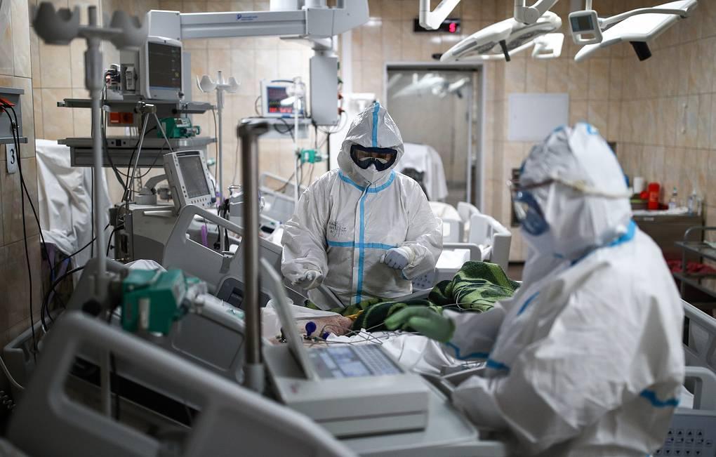Photo of В России выявили 15 019 заразившихся коронавирусом за сутки. Это минимум с 17 октября
