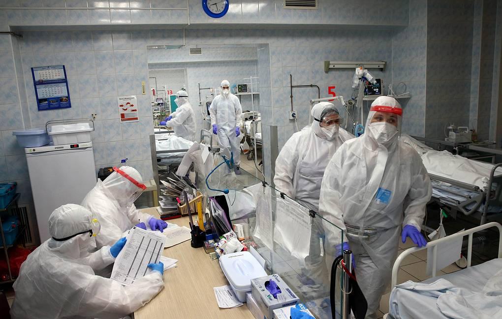 Photo of Ռուսաստանում մեկ օրում հաստատվել է կորոնավիրուսի 14 861 նոր դեպք