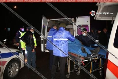 Photo of Մահվան ելքով վրաերթ Կոտայքի մարզում․ 28-ամյա տղան տեղում մահացել է․վարորդը դիմել է փախուստի