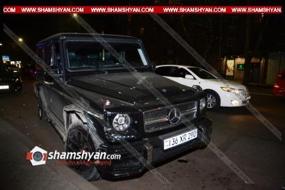 Photo of Ավտովթար Երևանում․ Mercedes-ը բախվել է կայանված Skoda-ին