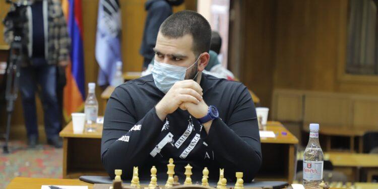 Photo of Հովհաննես Գաբուզյանը՝ 2021 թվականի Հայաստանի շախմատի տղամարդկանց չեմպիոն